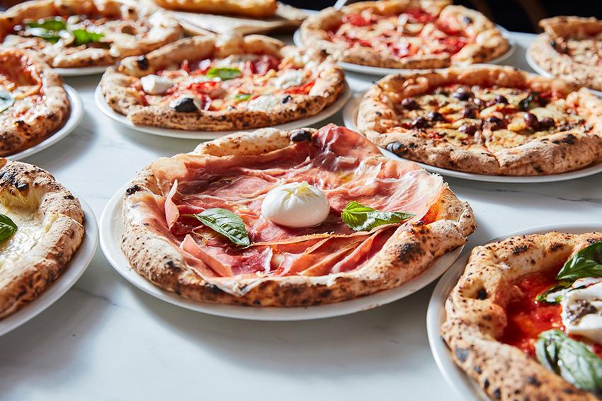 Via Napoli Pizza Menus