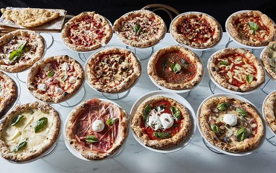 Traditional Neapolitan Pizza Sydney