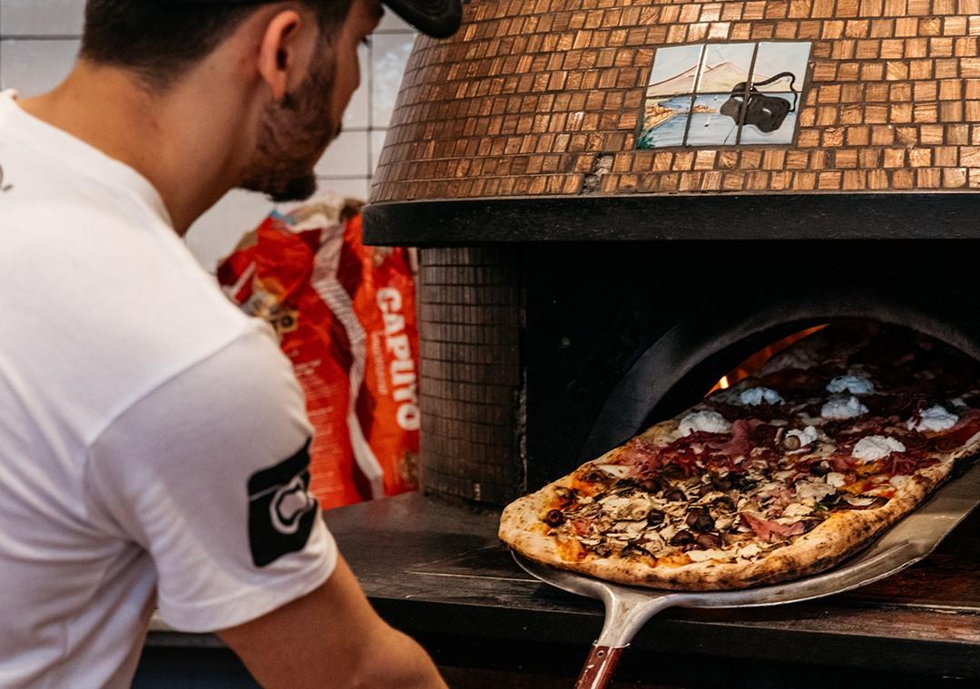 Meter Pizza Sydney